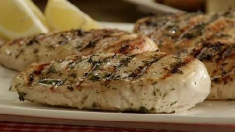 Grilled chicken breast recipes healthy easy