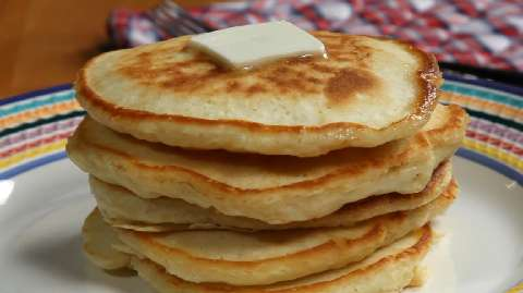 Image result for old fashioned homemade pancakes