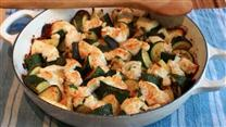 Zucchini and Ricotta Casserole