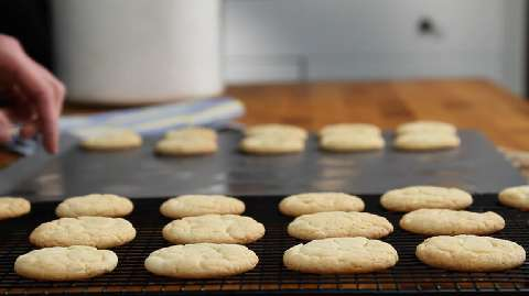 Easy make cookie recipes scratch