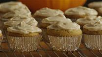 Pumpkin Spice Cupcakes
