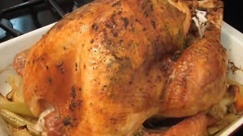 How to Prep and Roast Turkey
