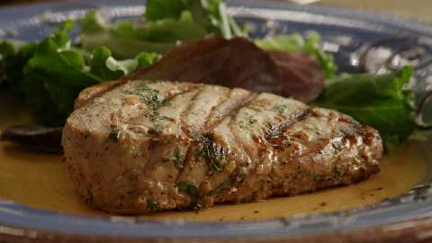 tuna steaks grilled yellowfin tuna grilled jalapeno tuna steaks ...