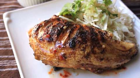 Five Spice Grilled Chicken