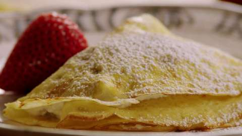 Easy crepe recipes fillings