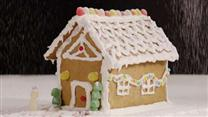 Children&#39;s Gingerbread House