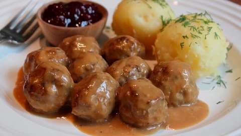 How to Make Swedish Meatballs Video - Allrecipes.com
