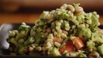 Avocado and Black-Eyed-Pea Salsa
