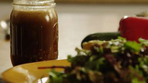 asian ginger salad dressing recipe