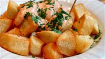 Chef Johns Patatas Bravas