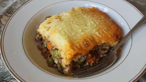 irish shepherd s pie see how to make an amazing shepherd s pie with a ...