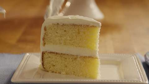 david s yellow cake see how to make a moist yellow cake from scratch