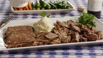 Perfect Pressure Cooker Pot Roast