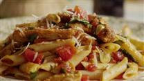 Brooklyn Girl's Penne Arrabbiata