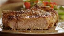 Cajun Spiced Pork Chops