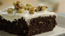 Chocolate Zucchini Cake III