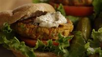 Tasty Tuna Burgers