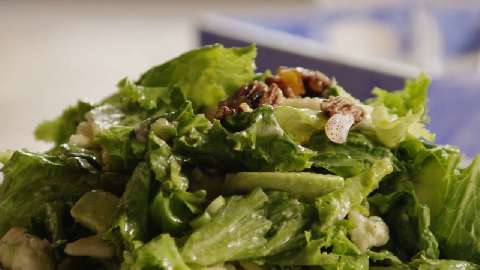 Romaine And Mandarin Orange Salad With Poppy Seed Dressing Recipes ...