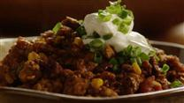 Smokin' Scovilles Turkey Chili