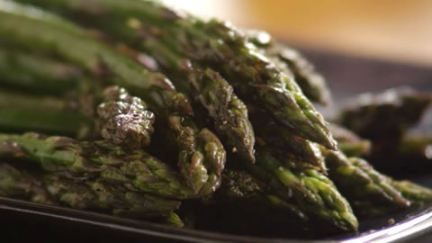 Baked Asparagus with Balsamic Butter Sauce Video - Allrecipes.com