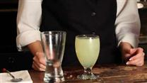 Absinthe Frappé Cocktail