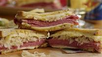 Reuben Sandwich II