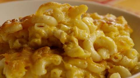 Recipes of cheese pasta
