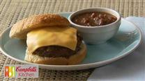 Campbell's Kitchen French Onion Burgers