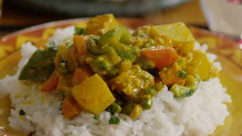 Vegetarian Main Dish Recipes - - 13.9KB
