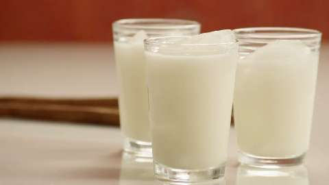 Quick & Easy Dairy Free Mexican Horchata ·