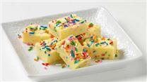 Confetti Fudge Bites