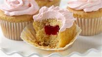 PB and J Cupcakes