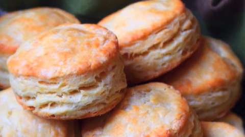 buttermilk biscuits see how to make beautiful flaky but tender ...