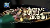 Farmstand Ravioli with Zucchini