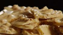 Microwave Peanut Brittle