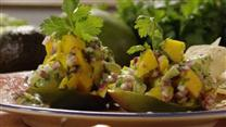Avocado Mango Salsa