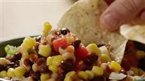 Spicy Bean Salsa