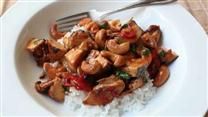 How to Make Cashew Chicken
