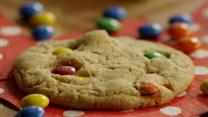 Robbis M&amp;M Cookies