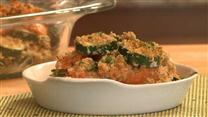 Carrot Zucchini Vegetable Casserole