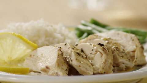 Fragrant Lemon Chicken Video - Allrecipes.com