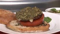 Caprese Burger