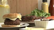 Mom&#39;s Legendary Stuffed Hamburgers