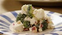 Barb&#39;s Broccoli-Cauliflower Salad