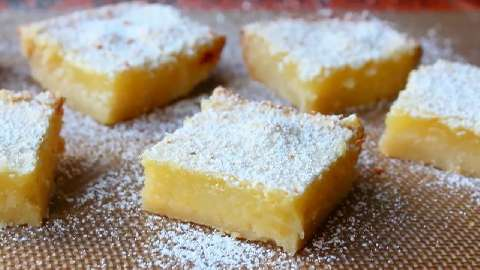 Food wishes recipes for cakes and cookies