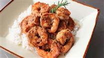 New Orleans-style Barbequed Shrimp