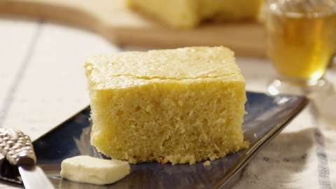 Sweet Cornbread Cake Video - Allrecipes.com