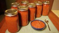 Marinara Sauce for Canning