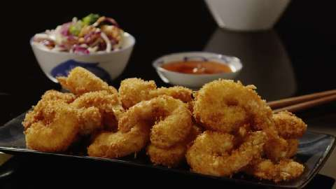 Japanese-Style Deep Fried Shrimp