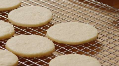 Recipe for shortbread cookies